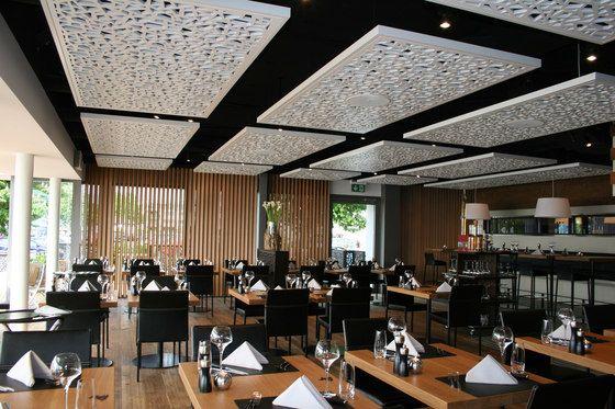 akoestische panelen restaurant