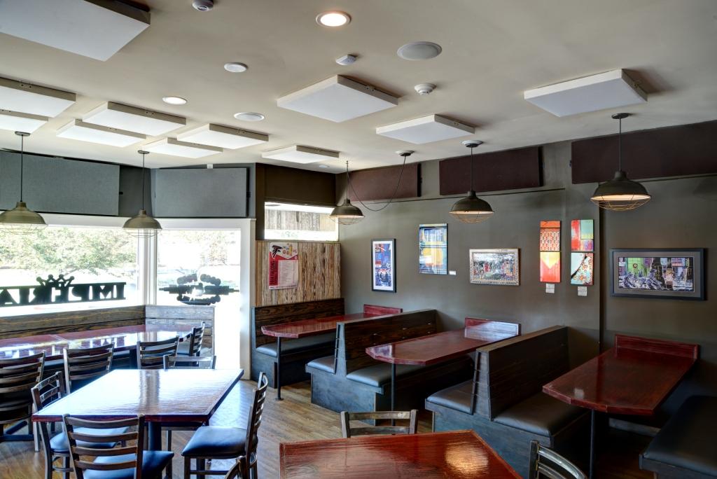 Akoestiek Restaurant