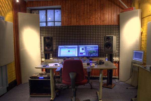 akoestiek verbeteren geluidsstudio