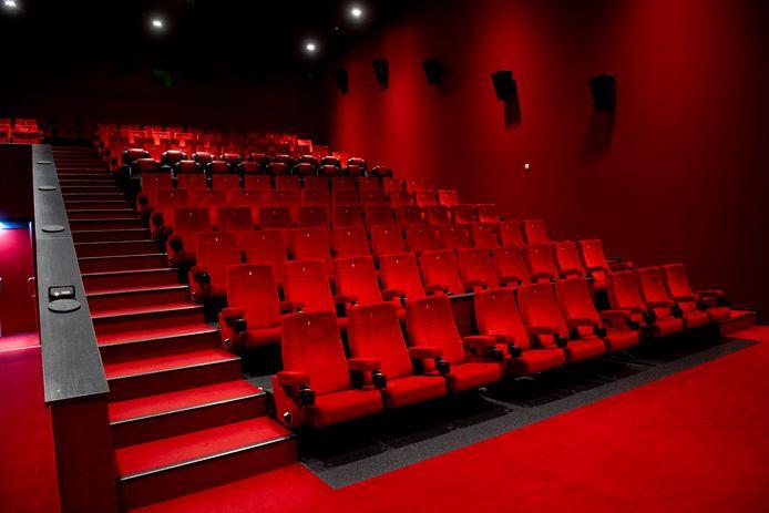 akoestiek in een bioscoop